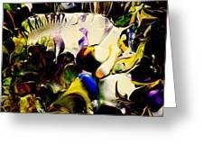 Botanical # 1213 Greeting Card