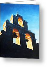 Evening Mission Greeting Card