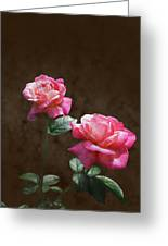 Everlasting Roses Greeting Card