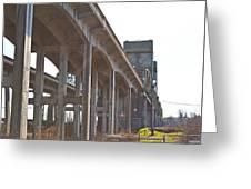Everysville Bridge Greeting Card