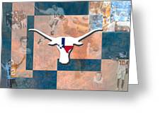 Everything Is Bigger In Texas Greeting Card