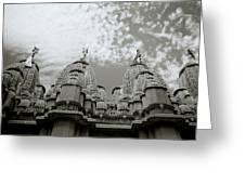 Ethereal Rajasthan Greeting Card