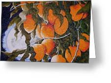 Exotic Harvest Greeting Card