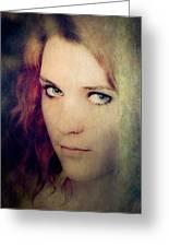 Eye Contact #02 Greeting Card