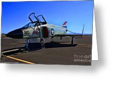 F-4 Phantom II No. 11 Greeting Card
