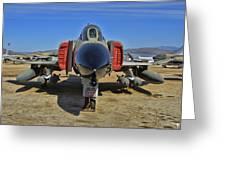 F-4c Phantom II Greeting Card
