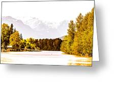 F00445-10jpg Greeting Card