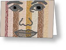 Face It Greeting Card