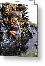 Faerie Reflection Greeting Card