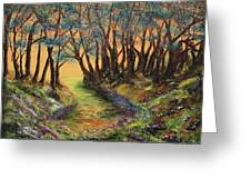Faerie's Copse Greeting Card