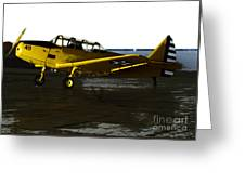 Fairchild Pt-26 Greeting Card by Steven Digman