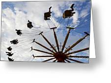 Fairground Fun 3 Greeting Card