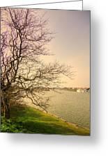 Fairhaven Lake Greeting Card