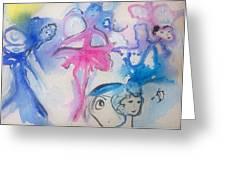 Fairies Greeting Card