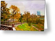 Fairmount View Greeting Card