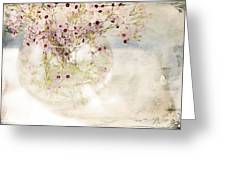 Fairy Bouquet Greeting Card