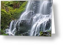 Fairy Falls Greeting Card
