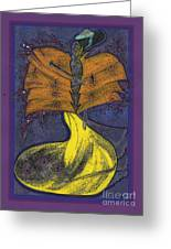 Fairy Godmother By Jrr Greeting Card