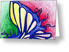 Fairy Wing Greeting Card
