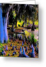 Fairyland Of Gnomes Greeting Card