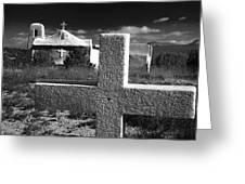 Faith - New Mexico  Greeting Card