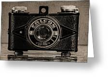 Falcon Minicam Junior Greeting Card