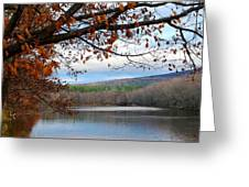 Fall Approaching Greeting Card