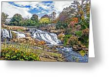 Fall Arrival Greeting Card