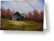 Fall Begins Greeting Card