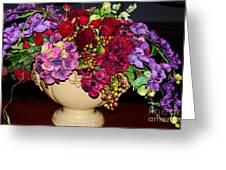 Fall Centerpiece Greeting Card
