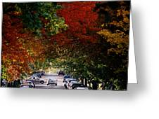 Fall City St. Louis 1 Greeting Card