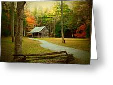 Fall Color's Greeting Card