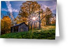 Fall Firewall Greeting Card