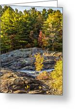Fall In Forestport Ny Greeting Card