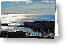 Fall In Rockport Greeting Card