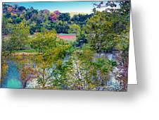 Fall In West Virginia Greeting Card