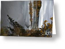 Fall Line Greeting Card