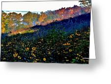 Fall On Garvin Heights Greeting Card