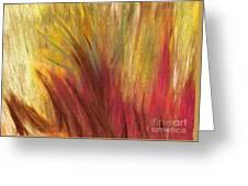 Fall Prairie Grass By Jrr Greeting Card by First Star Art