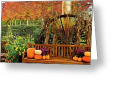 Fall Serenity Greeting Card