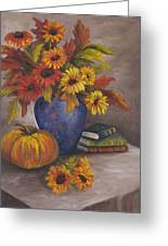 Fall Still Life Greeting Card