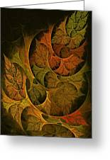 Fall Transitions Greeting Card