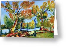 Fall2014-8 Greeting Card