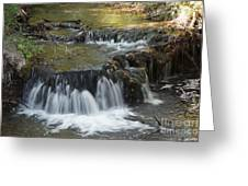Falls Along Big Stone Lake Greeting Card