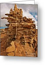 Fantastic Hoodoo Fantasy Canyon Utah United States Greeting Card