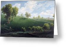 Fantastic Landscape Greeting Card