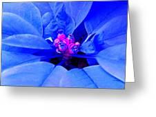 Fantasy Flower 11 Greeting Card