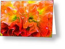 Fantasy Flower 7 Greeting Card