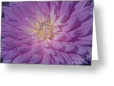 Fantasy In Pink Greeting Card