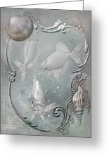 Fantasy Ocean 2 Greeting Card